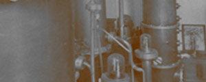1910 | Entwicklung der Brennerei