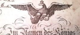 1852 | Verleihung Brennrechte